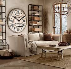 Industrial Living Room Decor Top  Best Industrial Living Rooms - Industrial living room design ideas