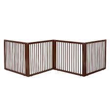 Daycare Room Dividers - richell wooden room divider dog dog doors u0026 gates petsmart