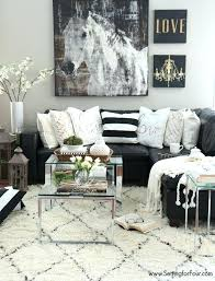 white living room table black and white living room ideas pictures