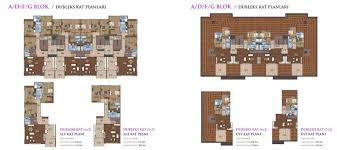 floor plans saklıhan konakları