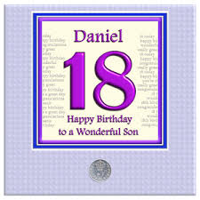 personalised birthday cards with numbers