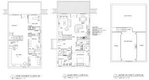 floor plan scale architecture x cape cod recreational floor plan x home