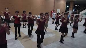 tutorial dance one more night let s twist again demo teach line dance line dance steps