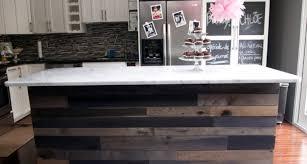 pallet kitchen island pallet kitchen island eco home decor 88304