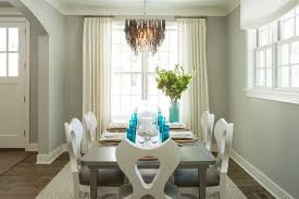 Halo Dining Chairs Benjamin Moore Halo Dining Room Beach Style With Silver Table Jute