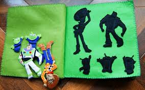 toy story character matching love idea shadow puzzles