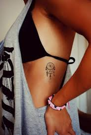 35 side tattoos for side bohemian and
