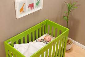 Alma Bloom Mini Crib Exclusive Casa