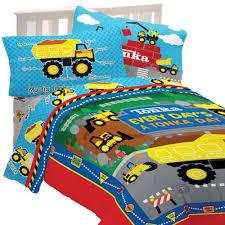 Truck Bedding Sets 4pc Tonka Trucks Bedding Set A Great Construction Themed