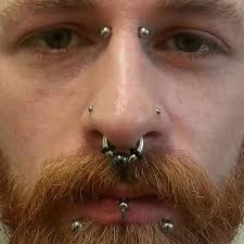 Eyebrow Piercing For Guys 87 Of The Most Amazing Eyebrow Piercing Designs You Will Find