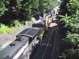 norfolk southern 11j caught by hotbox detector youtube