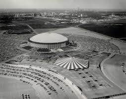 movies bullfights and baseball too astrodome built for