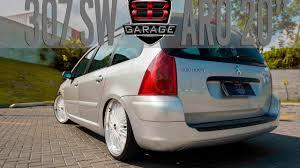 peugeot car garage bb garage peugeot 307 sw aro 20