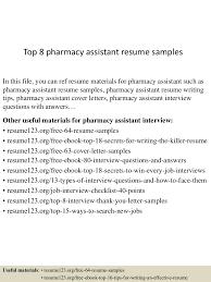 Pharmacist Technician Resume Avionics Technician Resume Free Resume Example And Writing Download