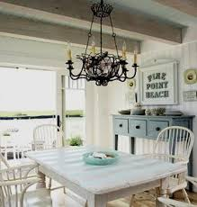 cottage style dining rooms awesome cottage style chandelier with additional home design ideas