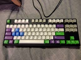 Comfortably Numb Keyboard Best Looking Keyboard