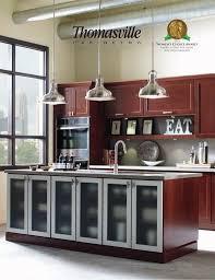 thomasville glass kitchen cabinets addington cherry roast manualzz