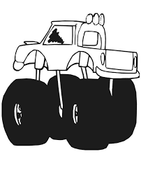 dragon u0027s breath monster truck coloring page dragon u0027s breath