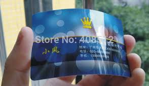 Free Business Cards Printing Aliexpress Com Buy Free Shipping Glossy Plastic Pvc Business