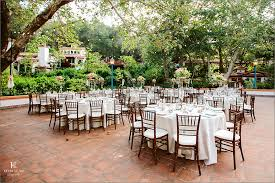 outdoor wedding venues in orange county kevin wedding at rancho las lomas silverado