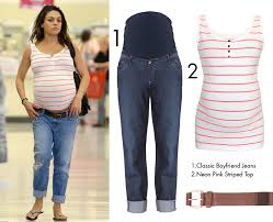 maternity style pregnancy style tips how to rock your bump and find