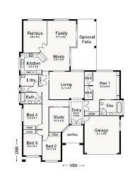 single story house plan single story house blueprints one story house home plans design