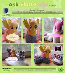 Mlp Fluttershy Meme - ask brushable fluttershy q5 pony meme by dutchscout on deviantart