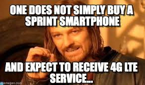 Meme One Does Not Simply - sprint sucks one does not simply meme on memegen