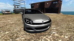 opel astra 2004 black opel for beamng drive download for free
