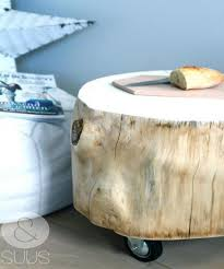 How To Make A Wood Stump End Table by Best 25 Tree Trunk Table Ideas On Pinterest Tree Trunk Coffee