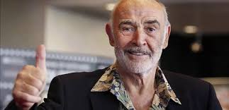 sean connery scottish actor