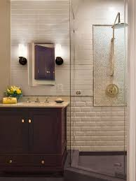 Basement Bathrooms Ideas Colors 44 Best Subway Tile Bathrooms Images On Pinterest Room Home And