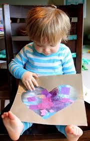 easy baby toddler valentine u0027s day art craft and valentine crafts