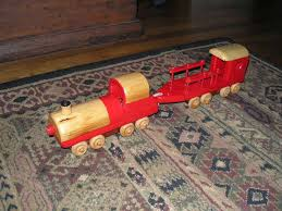 Plans For Wood Toy Trains by Build A Toy Train To Fight For What U0027s Right 12 Steps