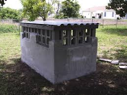diy concrete dog house love adot play home