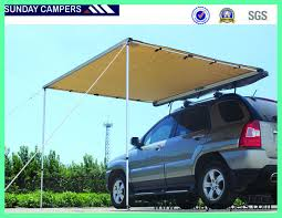 4wd Shade Awning Outdoor Sports 4wd Retractable Awning For Car Roof Camping Tent
