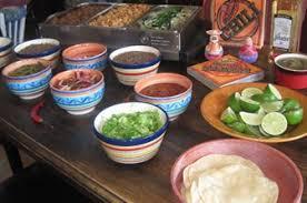 recette cuisine mexicaine recettes de plats mexicains traditionnels