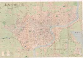 Map Pattern Shanghai In Post 1949 Maps Secrets Lies And Urban Icons