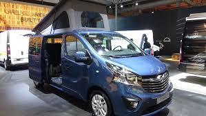opel minivan 2017 opel vivaro combi free active exterior and interior iaa
