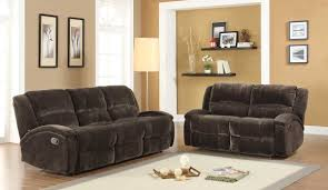 Simple Black Sofa Set Reclining Sofa Sets Roselawnlutheran