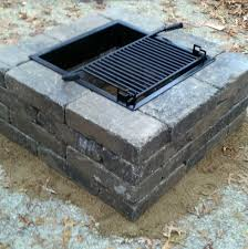 Firepit Insert Image Of Square Pit Insert 17 Best Images About Pits On