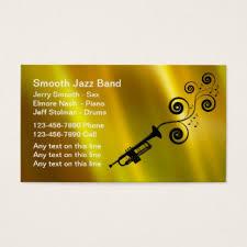 jazz business cards templates zazzle