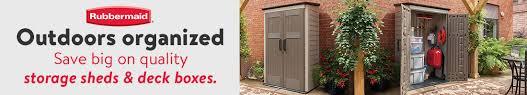 Backyard Storage Containers Sheds U0026 Outdoor Storage Walmart Com