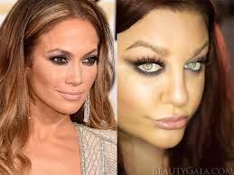 jlo hairstyle 2015 get the look jennifer lopez 2015 golden globes makeup