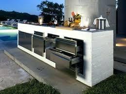 cuisine exterieure castorama meuble cuisine exterieur gallery of meuble cuisine exterieur