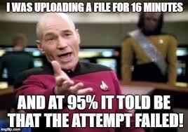 Upload Meme - picard wtf meme imgflip
