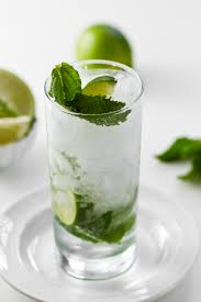 mojito recipe minty mojito mocktail from confessions of a cookbook queen