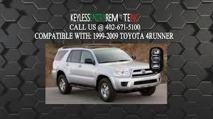 toyota 4runner key fob replacement how to replace toyota 4runner key fob battery 1999 2000 2001 2002