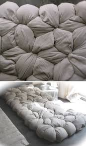 modular mattress diy kit looks so comfy for the home