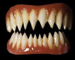 Dental Halloween Costumes Pro Fx Fangs Pennywise Clown Veneer Teeth Dental Halloween Costume